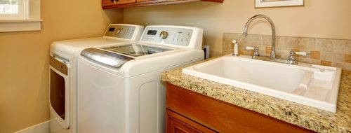 Laundry Room Plumbing in Maryland & Virginia